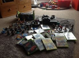 Massive xbox 360 collection, ideal as christmas gift!!