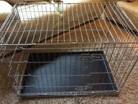 Dog grate/cage