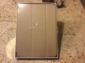 iPad Air smart case.
