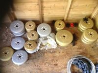 Selection of lifting weights