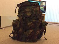 UK COMBAT Camoflash Backpack