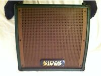 Great Crate Acoutic Amp CA15 15watts