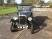 1934 Austin Seven Classic Car