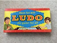 Vintage Ludo Board Game