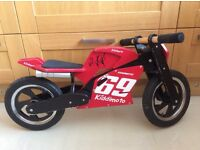 Kiddimoto Superbike Balance Bike (Super Light)