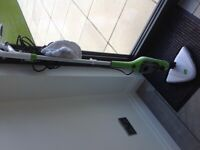 Neo steam mop used once excellent condition as new