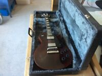 Gibson Les Pal Studio USA 1995 Guitar in wine red