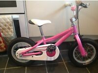 "Girls Specialized Hotrock 12"" Pink Bike"