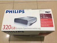Philips 320GB USB External Storage