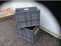 Euro storage containers