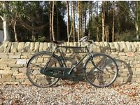 Vintage/Classic Raleigh Bicycle