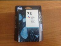 HP78. Cartridge