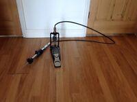 Remote cable hi hat
