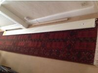 New Ivory wood 10 feet x 6 inches x half an inch thick.