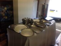 Catering service equipment