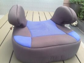 Booster seat removable cover GOOD condition