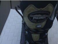 Premium Quality Meindl Hiking Boots