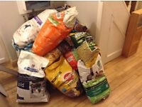 Quality Do/cat food for sale. I am/Royal canin sensitive/burns/wheat/grain free. At least 40% off
