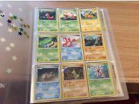 Rare Pokemon collectors cards