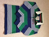 Joules rugby top, aged 8