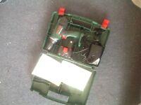 Bosch PSR 14,4 VE-2. CORDLESS 2-speed DRILL