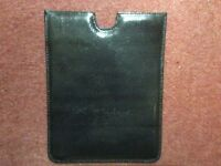 Cerruti 1881 leather ipad sleeve (brand new)