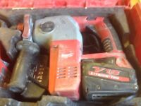 Milwaukee 18V Drills Batteries and Charger