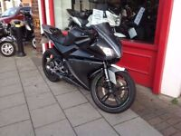 Yamaha Yzf r 125 super sports nice clean bike, fully derestricted fully derestricted exhaust