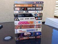 12 dvd Boxsets