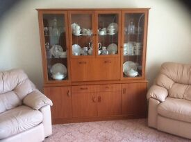 G Plan Display Cabinet in excellent condition