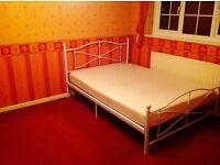 "Nice and warm ""double size"" Single room is available from today"