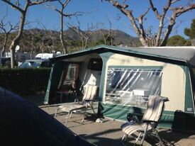 Ventura 960 cm Caravan Awning for sale