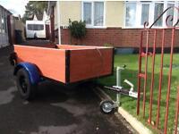 Smart trailer for sale