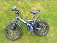 Childrens Apolo moonman childrens bike