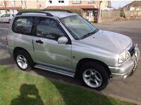 Suzuki 4x4 sport