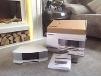 Bose Wave SoundTouch Music System IV Boxed Remote & instructions £600 Has New Hardly Used