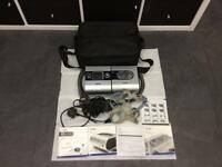 ResMed s9 machine, ResMed h5i positive airway pressure device. Used. Cpap.