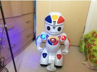 Kids remote control robot