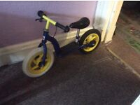 Child's Push Bike - PUKY
