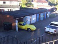Garage to rent in virginia water