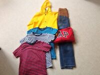 Like New: 15 Pieces of Branded Boys' Clothes Age 9-10 All for £25