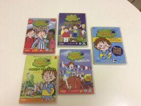 Horrid Henry DVD's & other children's DVD's