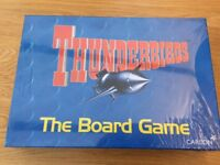 Vintage Thunder Birds Game new and sealed