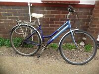 Ladies Classic Town Bike 21 sp