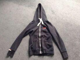 Eclipse Navy Superdry hoodie