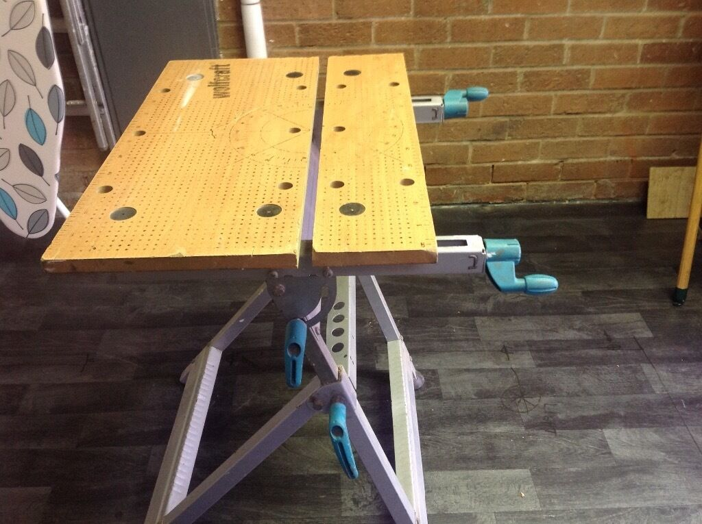 Admirable Portable Wolf Craft Work Bench In Bury Manchester Gumtree Pdpeps Interior Chair Design Pdpepsorg