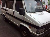Talbot express campervan petrol
