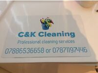 C&K carpet cleaning service