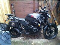 Honda cbr 600 ratbike£750