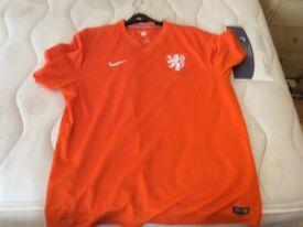 New Nike Netherlands tshirt xxlarge